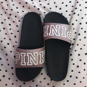 Pink slides